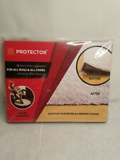 Rug Grippers X-PROTECTOR – Best 16 pcs Anti Curling Rug Gripper