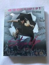 COFFRET 4 BLU-RAY [STEP UP (SEXY DANCE)] NEUF SOUS BLISTER