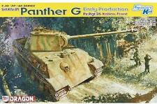 DRAGON 6267 1/35 Panther G Early Production Pz.Rgt.26 Italian Front [DS Track]