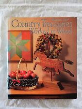 Country Treasures Worked in Wood   Woman's Day (Hardback, 1989)