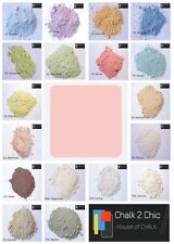 #CP7  PINK LILLY shabby chic FURNITURE chalk craft powder PAINT makes 2L
