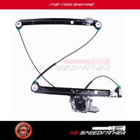 2000 2001 2002 2003-2006 Window Regulator w/ Motor for BMW X5 Front Driver Side