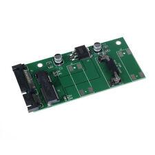Mini PCI-E mSATA SSD To 1.8 Inch Micro SATA Adapter Converter Card Adapter Good
