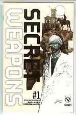 Secret Weapons #1 Cover D Roberto de la Torre 1:20 Variant NM