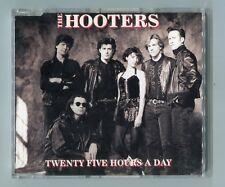 The Hooters Maxi-CD TWENTY FIVE HOURS A DAY 1992 MCD 30266 EU-3-track