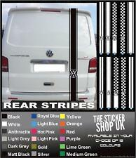 236e64fbf VW VOLKSWAGEN Camper Van T5 T4 TRANSPORTER Graphics Stickers Decals Stripes