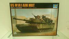 Trumpeter 1/16 US M1A1 Abrams AIM MBT
