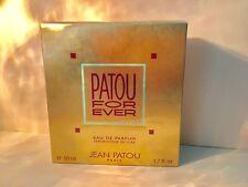 Patou FOREVER by Jean Patou for Women 1.7 oz Eau de Parfum De Luxe  Spray SEALED