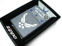 Zippo 29121 Full Size Iron Stone United States Air Force Windproof Lighter