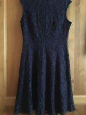 Blue Lace Dress 8 Tk Maxx