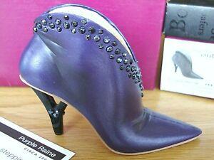 Just The Right Shoe - Purple Raine