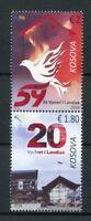 Kosovo 2018 MNH Epopee of KLA 20th Anniv 2v Set Military Doves Birds Stamps
