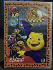 Sid the Science Kid: Sid's Spooky Halloween DVD New SEALED