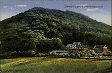 Bad Honnef ~1910 Löwenburg Löwenburger Hof Hotel Gasthof (Region Königswinter)