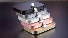 Original Apple iPhone 7 Metal Lightning Dock Silver Charging stand Sealed