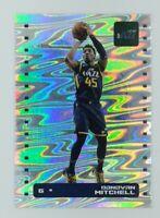 2018-19 Panini Stickers Donovan Mitchell #478, Utah Jazz