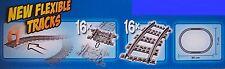 LEGO ® ferrovia flessibile + Rozès rotaie 7499, 7897, 7898, 7939, 60051-NUOVO 1