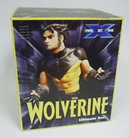 Diamond Select Wolverine Ultimate Bust NEW Only 7500 Made X-Men Logan