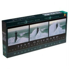Lighthouse Kereon Panoramic Light House Puzzle 750p  NEW