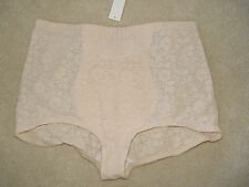 NEW FULL FREEDOM 210 BEIGE PANTY GIRDLE BRIEF 42 FREE SHIP