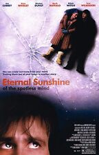 ETERNAL SUNSHINE OF THE SPOTLESS MIND MOVIE 11x17 POSTER PRINT (CARREY) - NEW