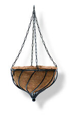 Tear Drop Hanging Basket - Available in 3 Sizes