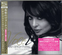 SARAH BRIGHTMAN-VOCE - SARAH BRIGHTMAN BEAUTIFUL SONGS-JAPAN SHM-CD G09