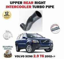 FOR VOLVO XC90 2.9 T6 272BHP 2002-> NEW INTERCOOLER UPPER REAR TURBO HOSE