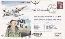 Rare TP7 Standard Leo Sullivan  Test Pilot Cover Signed Leo Sullivan,