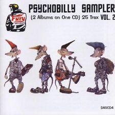 CD de musique rock sampler