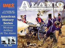 940520 Faller-Imex 1:72, Amerikanische Geschichte: Mexikanische Artillerie Alamo