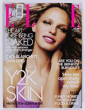 RACHEL ROBERTS Erin O'Connor KYLIE BAX Kirsty Hume CATE BLANCHETT Elle magazine