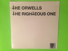 """THE ORWELLS The Righteous One 12"""" Single Vinyl 2014 RSD - NEW & SEALED"""