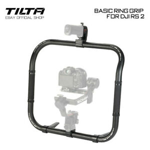 Tilta TGA-BRG Basic Ring Grip Stabilizer Movie Camera Handle  Rig For DJI RS 2