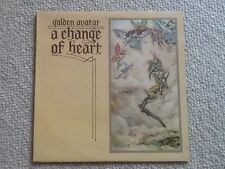 Golden Avatar - A Change Of Heart Vinyl Album SD1 Exellent Condition