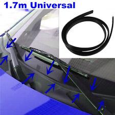 1.7M Car Wiper Windshield Panel Moulding Seal Strip For BMW E46 E39 E90 E60 E36