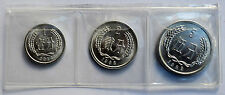 China 1, 2 and 5 Fen (0,01/0,02 and 0,05 Yuan) COINS COINS monnaye UNC
