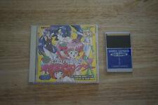 CD Pachislot Bishojo Gambler w/ Games Express card - Japan import PC Engine DUO