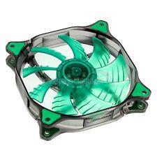 Led Cougar-ventilateur D12HB-G vert - 120mm