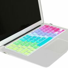 Sticker Rainbow Colorful 13''15''17'' Cover Silicone For Macbook Air Keyboard