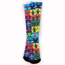 Jay and Silent Bob Men's Crew Socks - 1 Pair - Loot Crate Exclusive