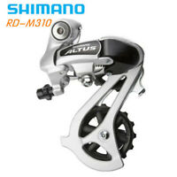 Shimano Altus RD-M310 7/8 21/24 Speed MTB Bike Cycling Rear Derailleur Silver US