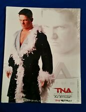 Sealed Set Of 65 8X10 Photos From The 2008 Roster - Aj Sting  Hardy TNA wwe