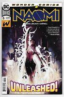 Naomi 5 Brian Michael Bendis Jamal Campbell 1st Print Big Reveal