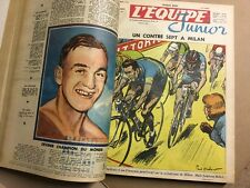 L'EQUIPE JUNIOR - Collection Complète (1 à 46) - 1951 - TBE/NEUF