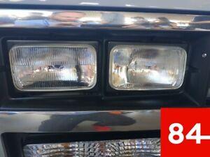 GMC Vandura Rally Chevrolet Chevy Suburban 4x Headlight Sealed Beam +