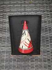 More details for wedgwood clarice cliff style carpet conical sugar shaker ltd ed.