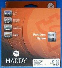 Hardy Premium Floating Fly Line - - Save Wf5 F