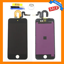 Black LCD Display + Touch Digitizer Screen Assembly For iPod Touch 5th 6th Gen