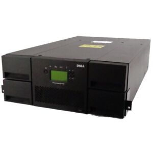 Dell PowerVault TL4000 SAS 48-Slot Tape Library